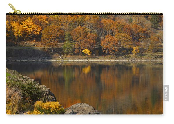 Autumn Illusion Carry-all Pouch