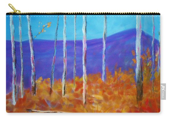 Autumn In Cloudcroft Carry-all Pouch