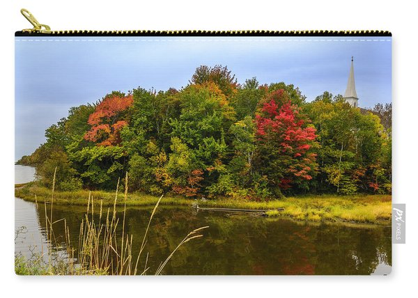 Autumn In Mabou Carry-all Pouch