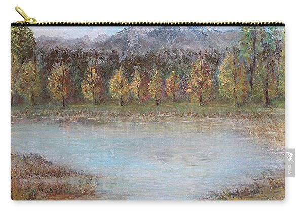 Autumn In Maule Carry-all Pouch