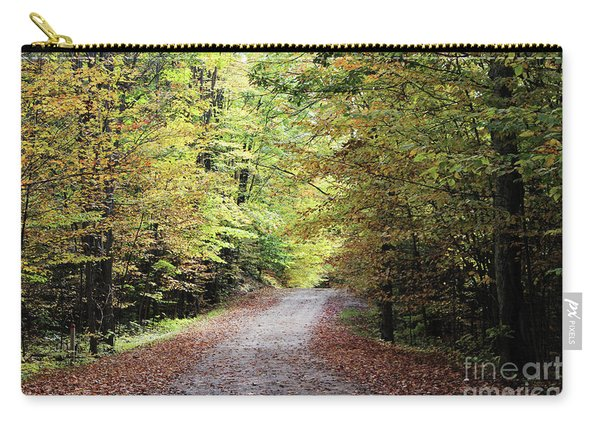 Autumn In Michigan Carry-all Pouch