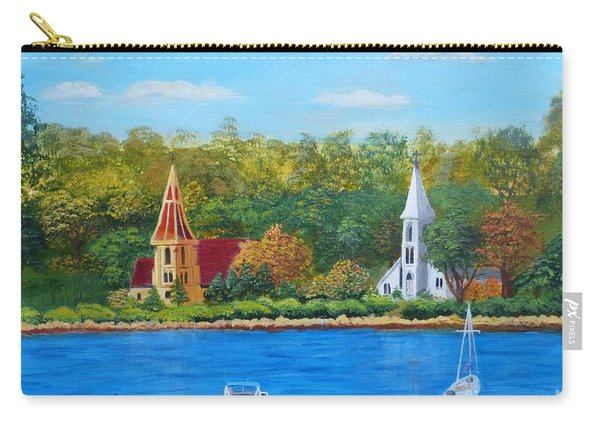 Autumn In Nova Scotia Carry-all Pouch