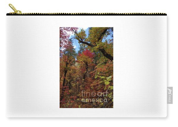 Autumn In Sedona Carry-all Pouch