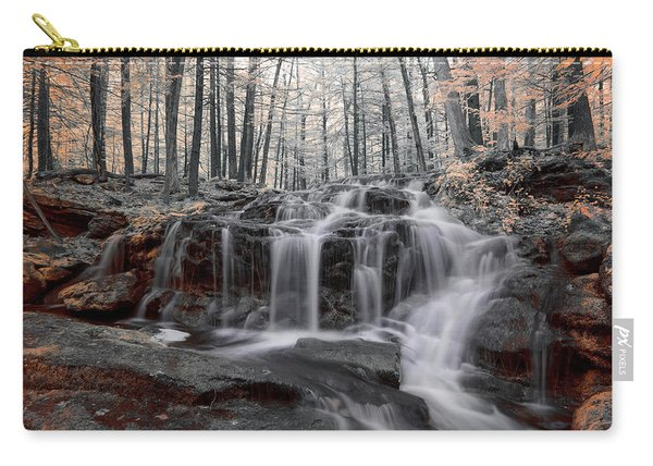 Autumn In Spring Infrared Carry-all Pouch