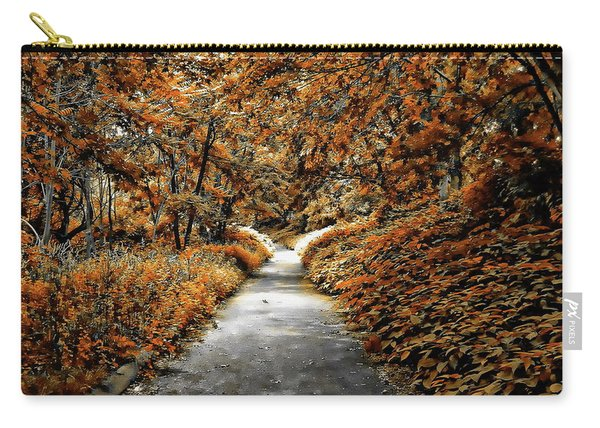 Autumn In Stamford Carry-all Pouch