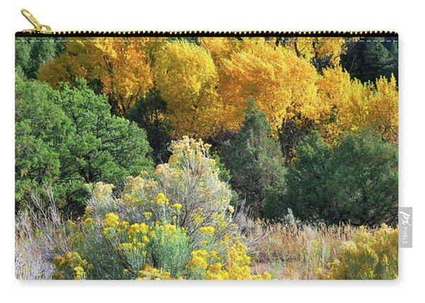 Autumn In The Canyon Carry-all Pouch