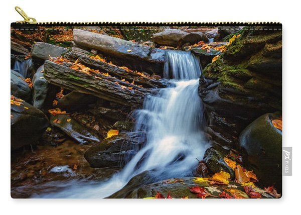 Autumn In The Catskills Carry-all Pouch