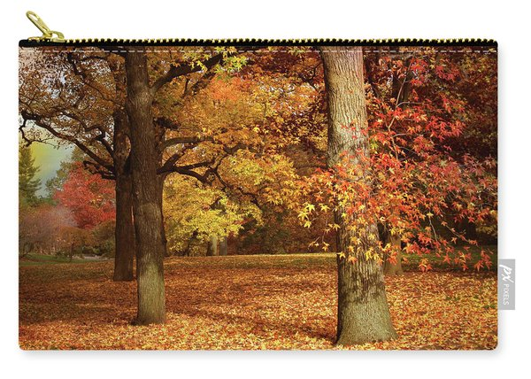 Autumn In The Orchard Carry-all Pouch
