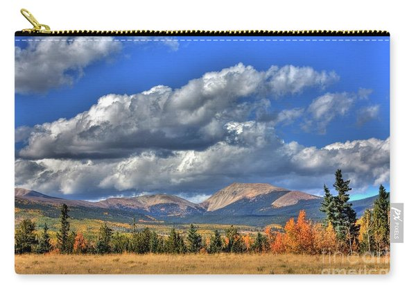Autumn In The Rockies Carry-all Pouch