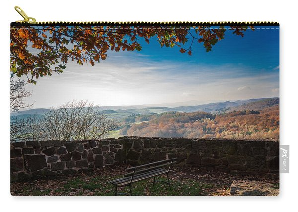 Autumn In The Southern Harz Carry-all Pouch