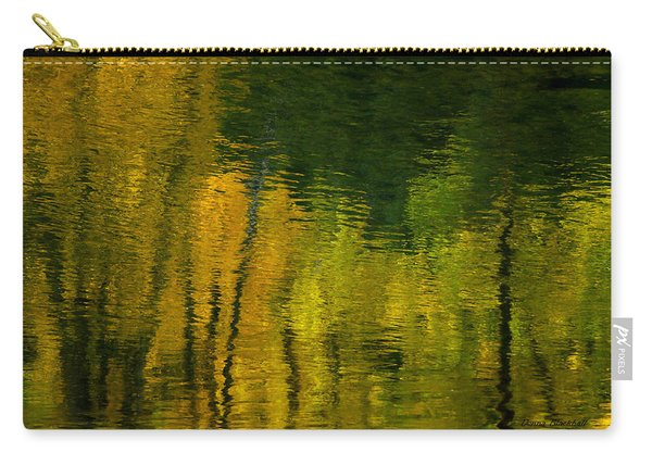 Autumn In Truckee Carry-all Pouch