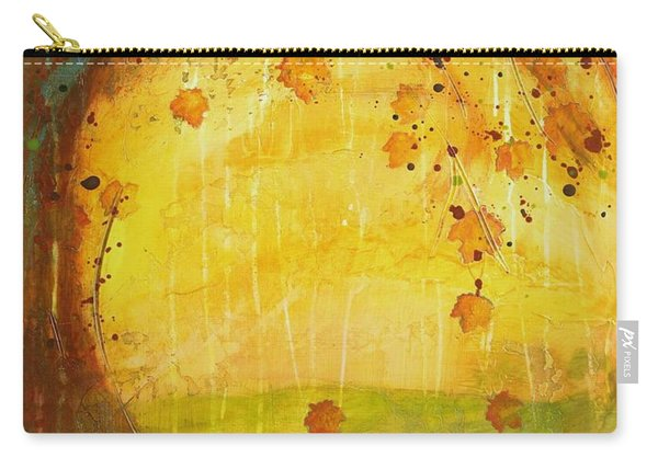 Autumn Leaves - Tree Series Carry-all Pouch