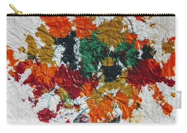 Autumn Leaves Plant Carry-all Pouch