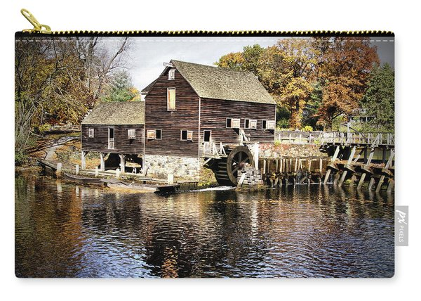 Autumn Mill Carry-all Pouch