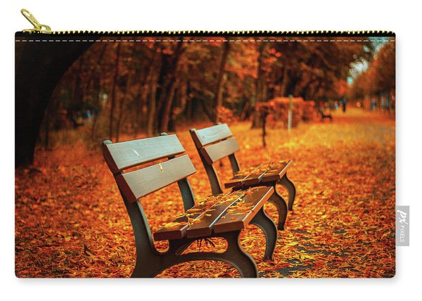 Autumn Moments Carry-all Pouch