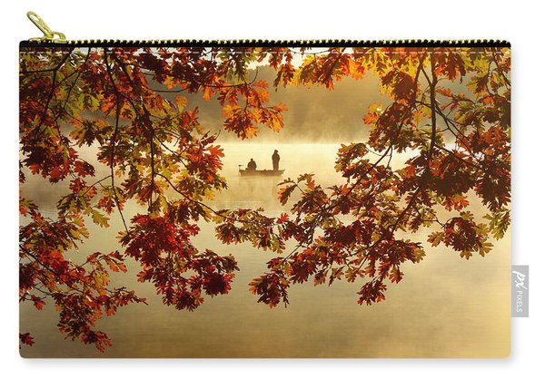 Autumn Nostalgia Carry-all Pouch