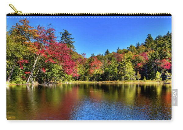 Autumn On 7th Lake Carry-all Pouch