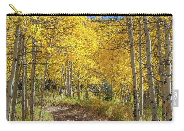 Autumn On Medano Pass Carry-all Pouch