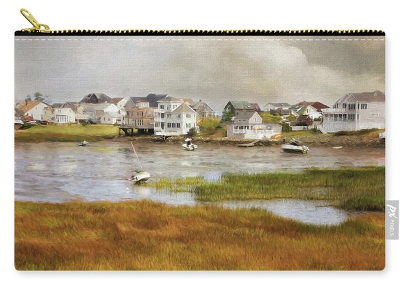 Autumn On The Basin Carry-all Pouch