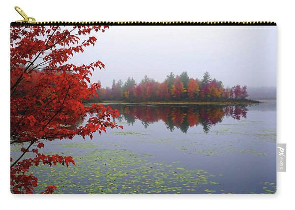 Autumn On The Bellamy Carry-all Pouch