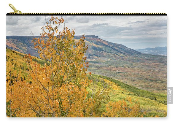Autumn On The Mesa Carry-all Pouch