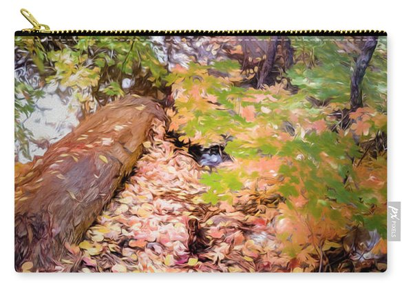 Autumn On The Mountain Carry-all Pouch