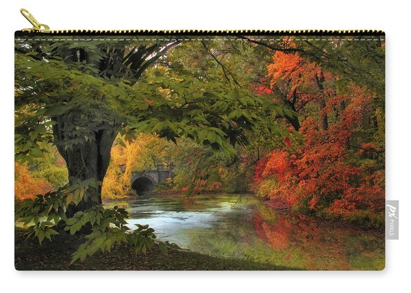 Autumn Reverie Carry-all Pouch