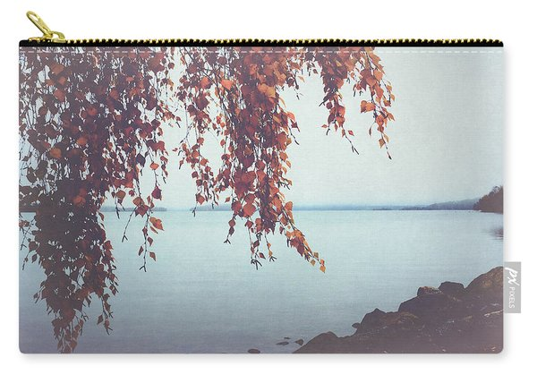 Autumn Shore Carry-all Pouch