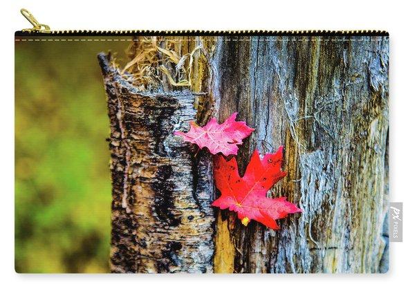 Autumn Silence Carry-all Pouch