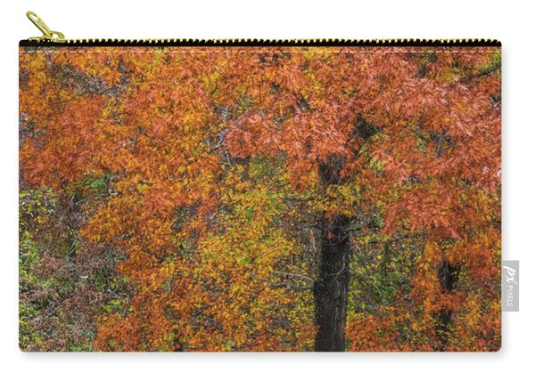Autumn Tree Carry-all Pouch
