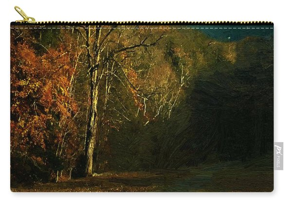 Autumn Tunnel Carry-all Pouch