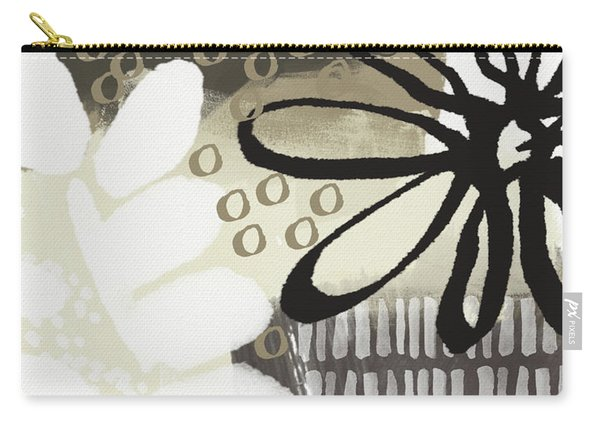 Autumn Walk- Art By Linda Woods Carry-all Pouch