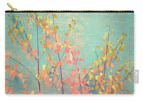 Autumn Wall Carry-all Pouch