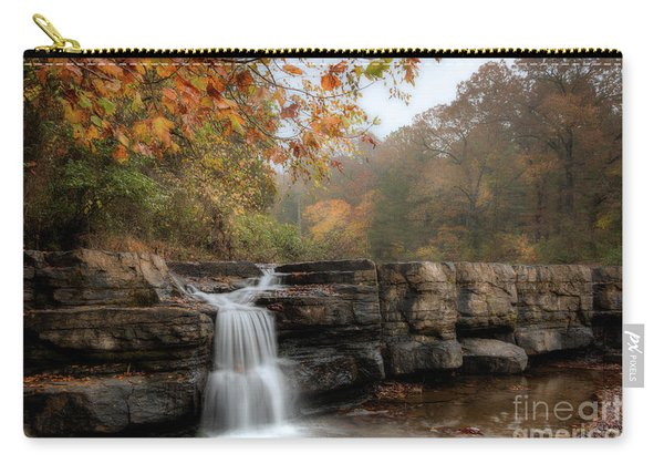 Autumn Water Carry-all Pouch