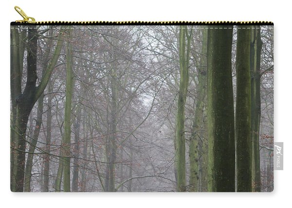 Autumn Woodland Avenue Carry-all Pouch