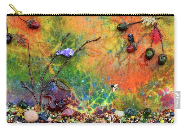 Autumnal Enchantment Carry-all Pouch