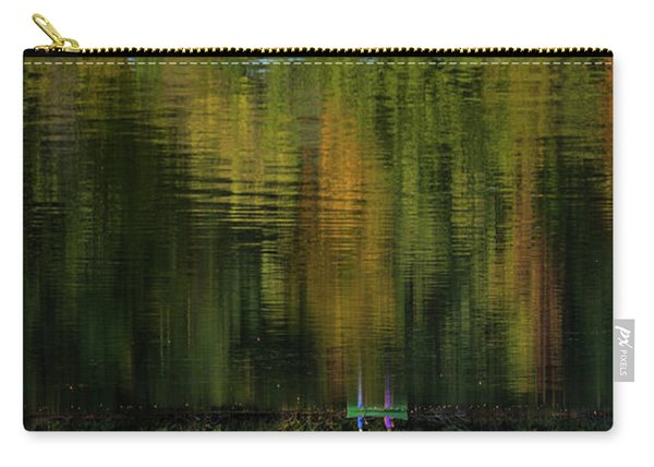 Autumnal Reflections Carry-all Pouch