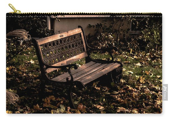 Autumnal Solace Carry-all Pouch