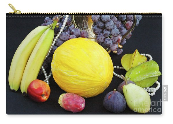 Symphony Of Forbidden Fruits Carry-all Pouch