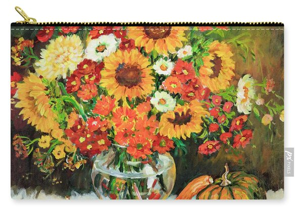 Autumn's Bounty Carry-all Pouch