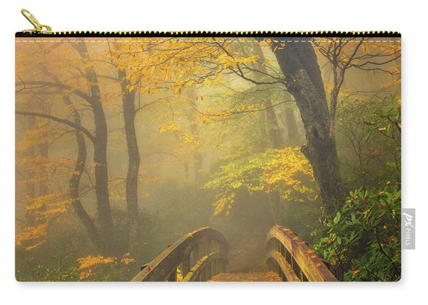 Autumn's Bridge To Heaven Carry-all Pouch