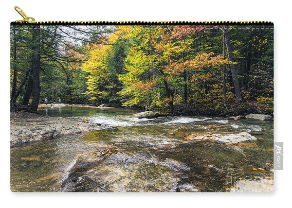 Autumns Kiss Carry-all Pouch