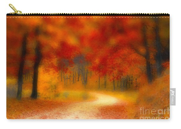 Autumn's Promise Carry-all Pouch