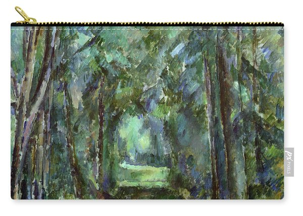 Avenue At Chantilly Carry-all Pouch