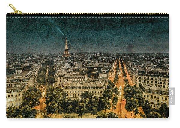 Paris, France - Avenue Kleber Carry-all Pouch