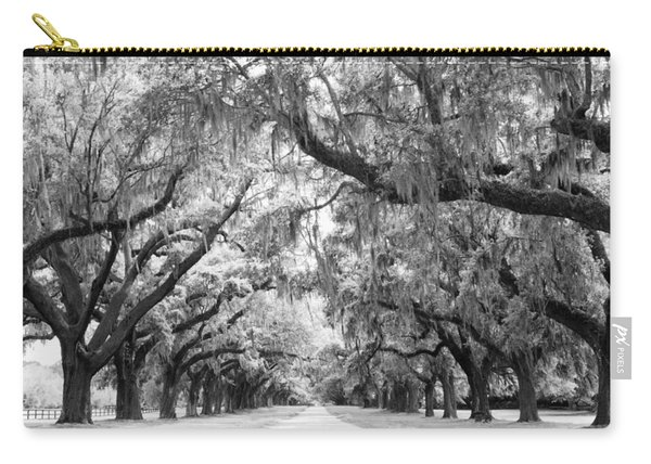 Avenue Of Oaks Charleston South Carolina Carry-all Pouch