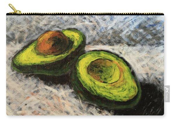 Avocado Study 1 Carry-all Pouch
