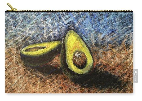 Avocado Study 2 Carry-all Pouch