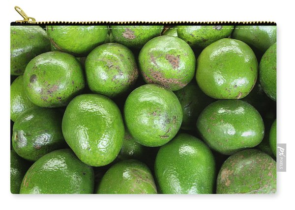 Avocados 243 Carry-all Pouch