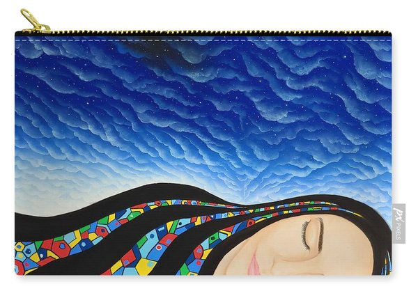 Awakening Peace Carry-all Pouch
